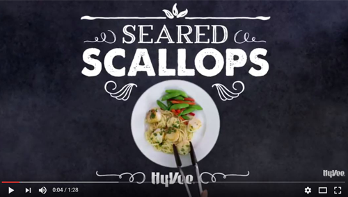 How to Make Seared Scallops